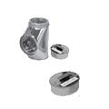 Metalbest Insulated tee and tee caps