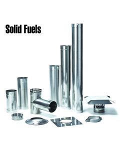 304L Rigid Chimney Liner Kits (Solid Fuels)