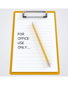 FOR OFFICE USE ONLY