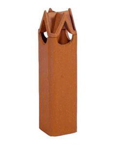 Dry Top 8 X 8 1400 Clay Chimney Pot