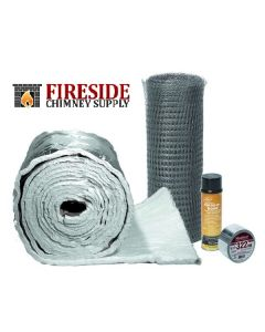 FireFlex Insulation Wrap 1/4in