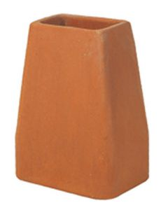 Style C 13 x 18 1461 Clay Chimney Pot