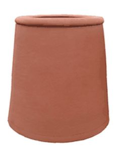 Windsor Magnum Smooth 1478PL Clay Chimney Pot