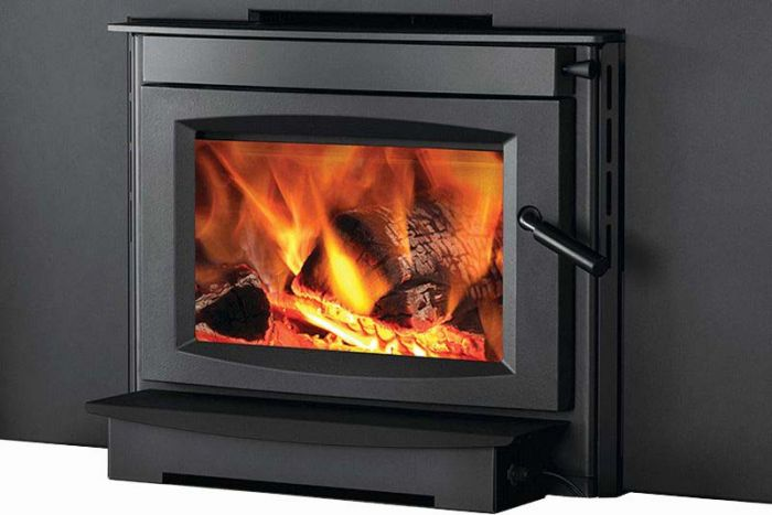 Napoleon Wood Stove Insert Fireplace Insert With Blower