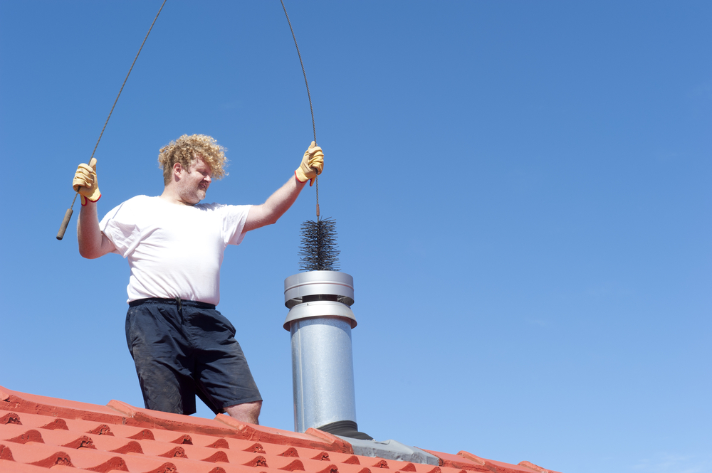 How Should You Keep Your Chimney Liner Clean?